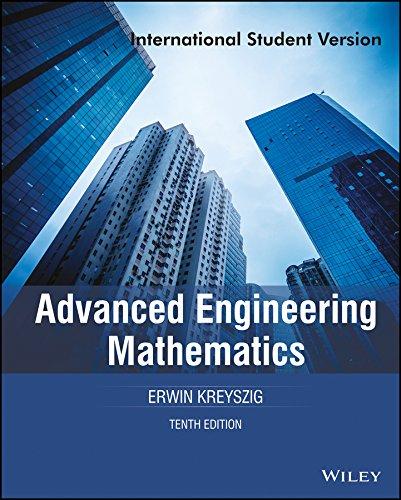 9788126554232: Advanced Engineering Mathematics, 10Th Ed, Isv