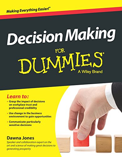 9788126554416: Decision Making for Dummies