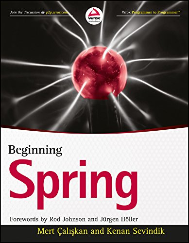 9788126554881: Beginning Spring