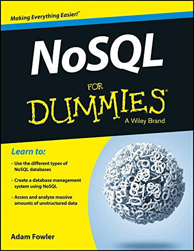9788126554904: Nosql For Dummies