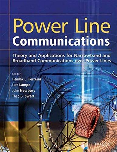 9788126554966: Power Line Communications (Pb 2015)