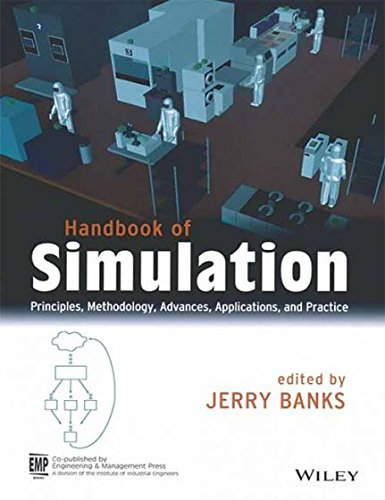 9788126555000: Handbook Of Simulation: Principles Methodology, Advances, Applications And Practice (Pb 2015)