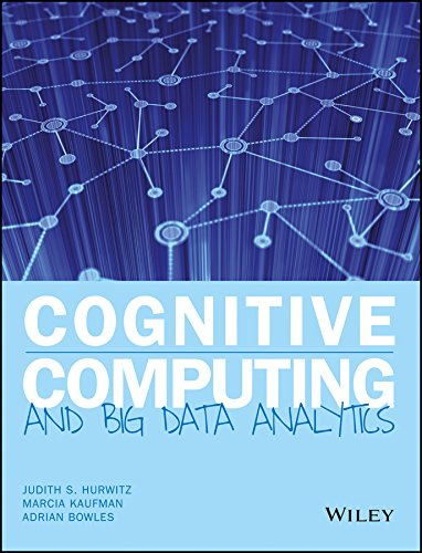 9788126555147: Cognitive Computing And Big Data Analytics