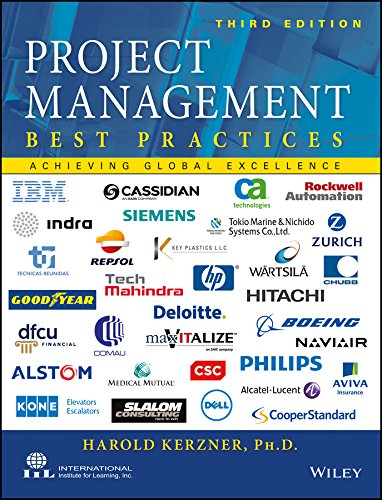 9788126555154: Project Management: Best Practices - Achieving Global Excellence 3Rd Edition