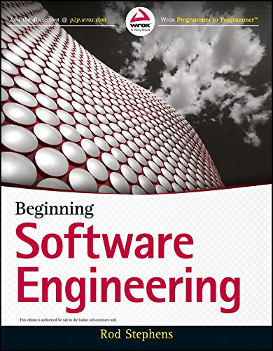 9788126555376: Beginning Software Engineering