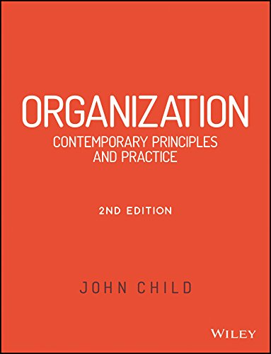 9788126555468: Organization: Contemporary Principles and Practice, 2ed