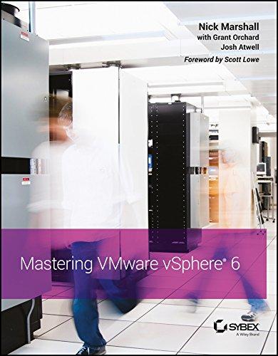 9788126555673: Mastering VMware vSphere 6