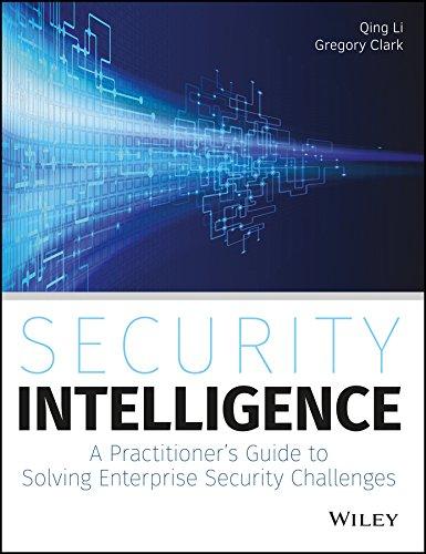 9788126555895: Security Intelligence