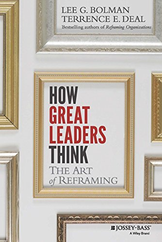 9788126556045: How Great Leaders Think: The Art Of Reframing