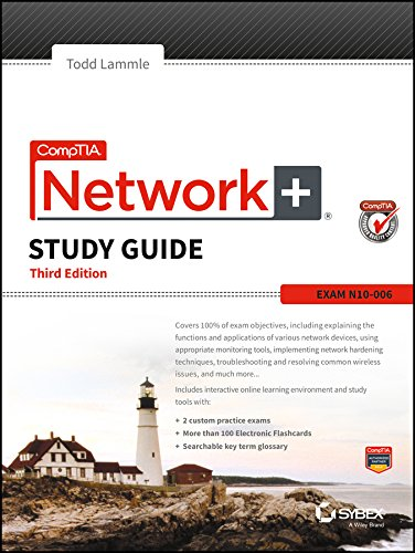 9788126556410: Comptia Network+ Study Guide: Exam N10-006