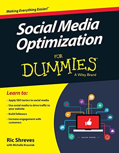 9788126556977: SOCIAL MEDIA OPTIMIZATION FOR DUMMIES