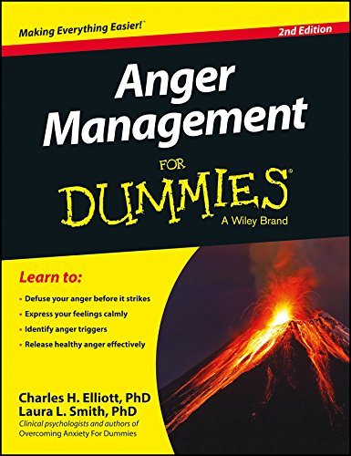 ANGER MANAGEMENT FOR DUMMIES, 2ND ED: CHARLES H. ELLIOTT, LAURA L. SMITH