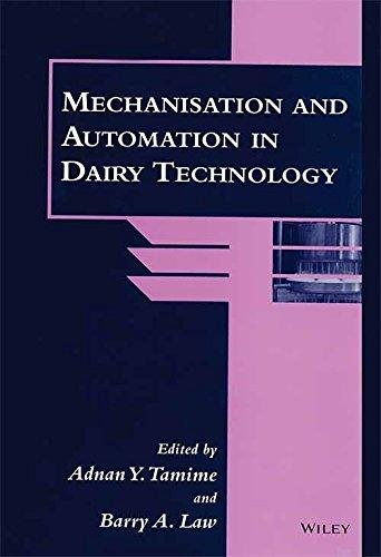 Mechanisation And Automation In Dairy Technology: Adnan Y. Tamime