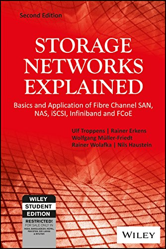 Storage Networks Explained: Basics And Application Of: Ulf Troppens, Rainer