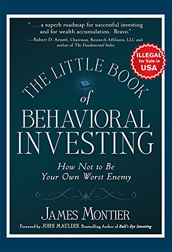 9788126557981: The Little Book of Behavioral Investing