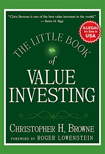 9788126558049: THE LITTLE BOOK OF VALUE INVESTING