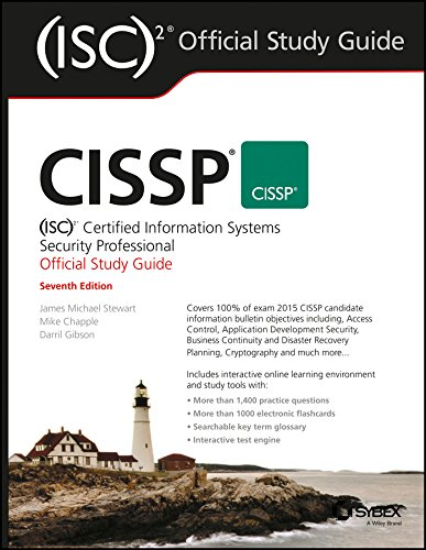 9788126558339: Cissp (Isc)2 Certified Information Systems Security Professional Official Study Guide, 7Th Ed