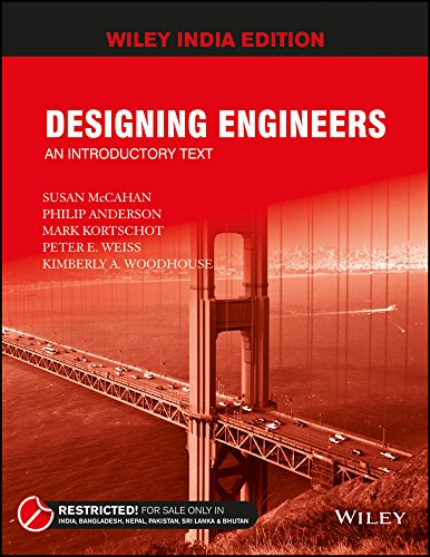 9788126558582: Designing Engineers: An Introductory Text