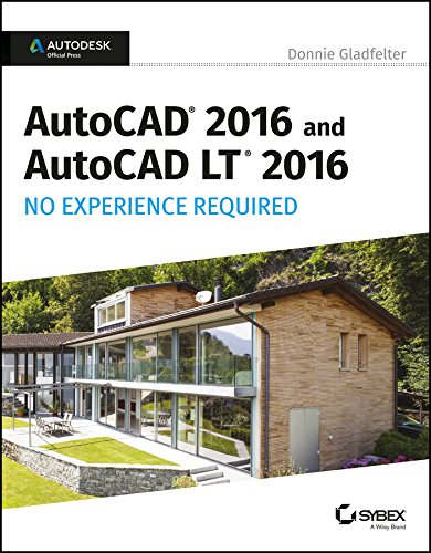 9788126559107: AutoCAD 2016 and AutoCAD LT 2016 No Experience Required: Autodesk Official Press