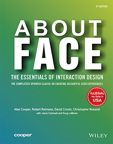 9788126559718: About Face: the Essentials of Interface Design, 4ed