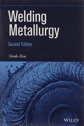 9788126560325: Welding Metallurgy 2 Ed
