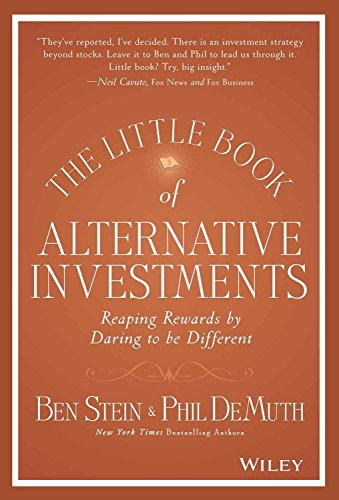 9788126561506: The Little Book of Alternative Investments: Reaping Rewards by Daring to be Different