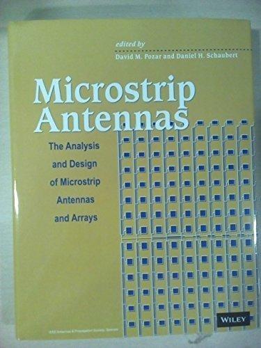 9788126561735: Microstrip Antennas The Analysis And Design Of Microstrip Antennas And Arrays