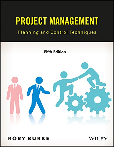 9788126562909: Project Management, 5Ed: Planning And Control Techniques