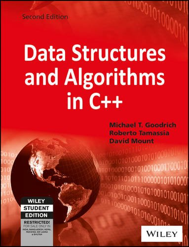 9788126562923: Data Structures and Algorithms in C++