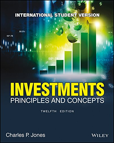 9788126562930: Investments Principles And Concepts 12Ed (Pb 2016)