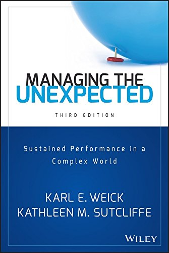 9788126563357: Managing the Unexpected: Sustained Performance in a Complex World