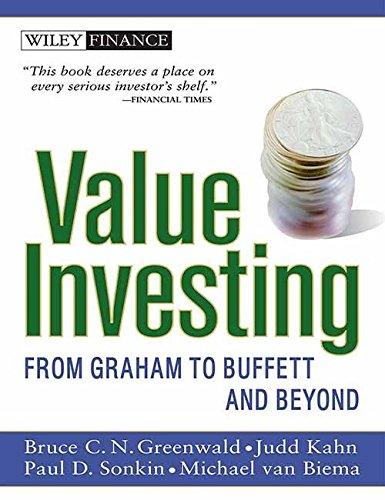 9788126563470: Value Investing