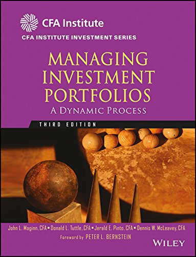 9788126564446: Managing Investment Portfolios, 3Ed: A Dynamic Process