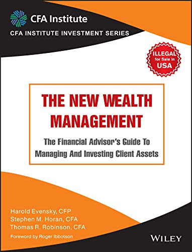 New Wealth Management: The Financial Advisor's Guide: WILEY INDIA