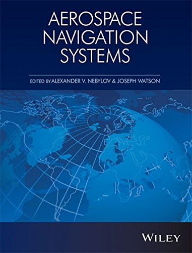 9788126565047: Aerospace Navigation Systems