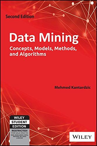 9788126570348: Data Mining: Concepts, Models, Methods And Algorithms