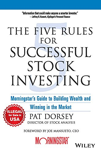 9788126572045: The Five Rules for Successful Stock Investing