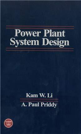 Power Plant System Design: Kam W. Li