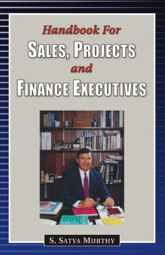 Handbook For Sales, Projects And Finance Executives
