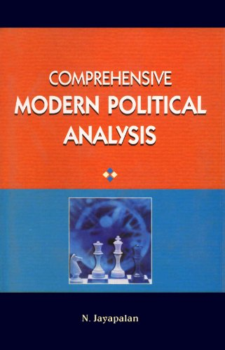 9788126900459: Comprehensive Modern Political Analysis