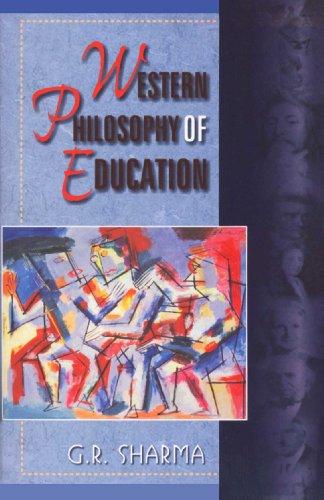 Western Philosophy of Education: G.R. Sharma