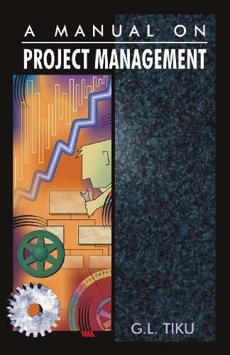 A Manual On Project Management