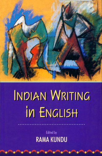 Indian Writing in English, Vol. 1: Rama Kundu (ed.)
