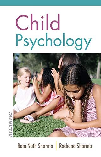 Child Psychology: Ram Nath Sharma