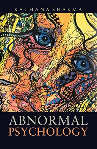 Abnormal Psychology: Rachana Sharma
