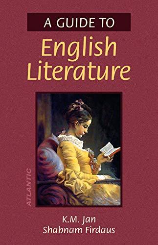 Guide to English Literature: K M Jan and Shabnam Firdaus