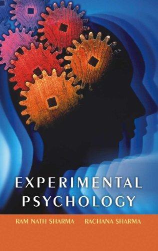 Experimental Psychology: Ram Nath Sharma and Rachana Sharma