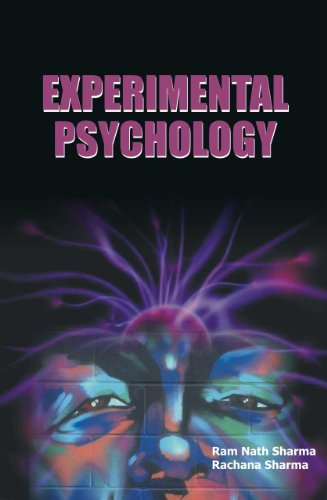 Experimental Psychology: Sharma Rachana Sharma