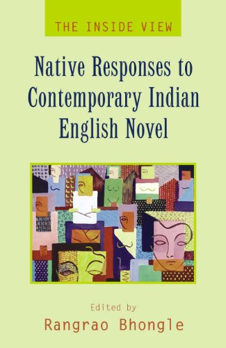 Native Responses to Contemporary Indian English Novel: Rangrao Bhongle