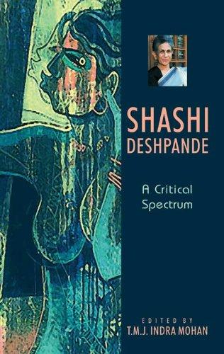 9788126903092: Shashi Deshpande: A Critical Spectrum